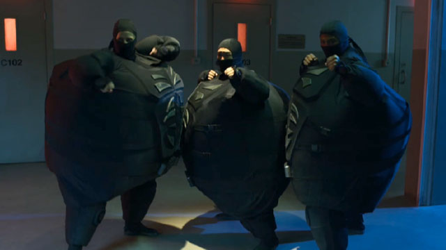 Ninja obesi
