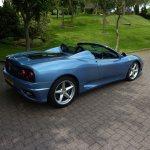 Ferrari 360 Spider F1 Nick Cartwright Ferrari Sales Service And Restoration