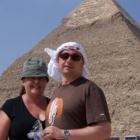 Becoming a Tomb Raider in Egypt