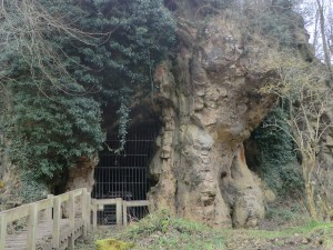 Church Hole at Cresswell Crags