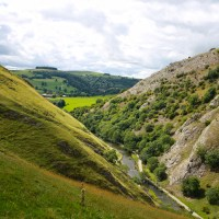 Dovedale and Thorpe Cloud