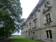 Ducal mansion Nottingham Castle