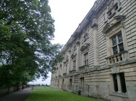 Ducal mansion Nottingham Castle