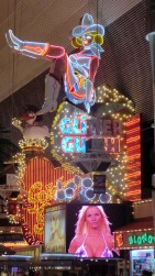 Freemont Street Cowgirl
