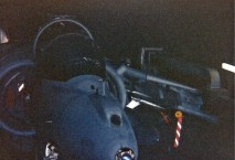 Harrier GR7 of 3 squadron at Incirlik Airbase for Op Warden.