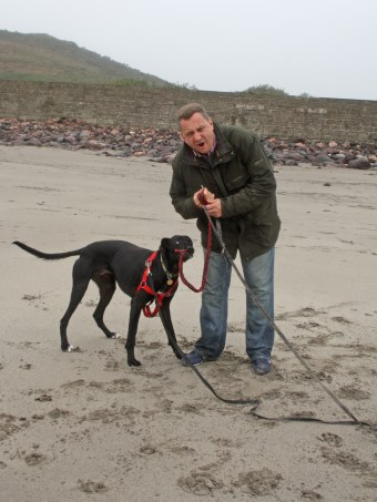 Me and Nelson, Kennack Sands