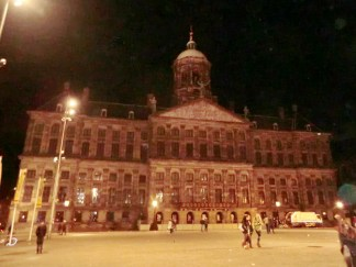 Royal Palace on Dam Square