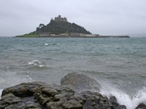 A view of St Michael's Mount from Marazion
