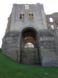 Newark Castle Gatehouse