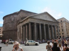 Pantheon building exterior