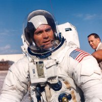 Meeting Fred Haise Apollo 13 - Failure Is Not An Option