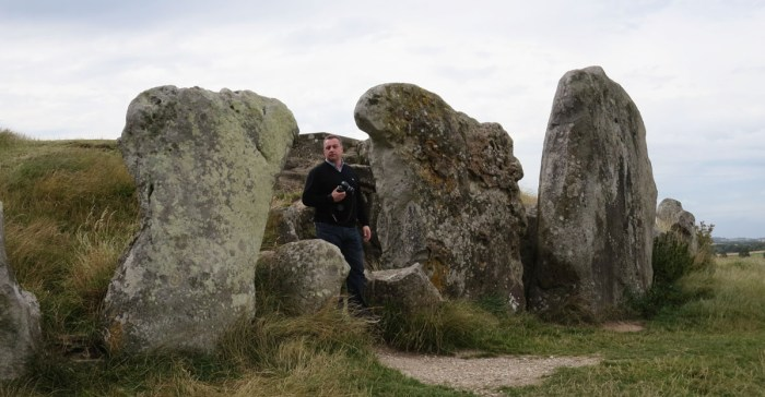 West Kennet Long Barrow.