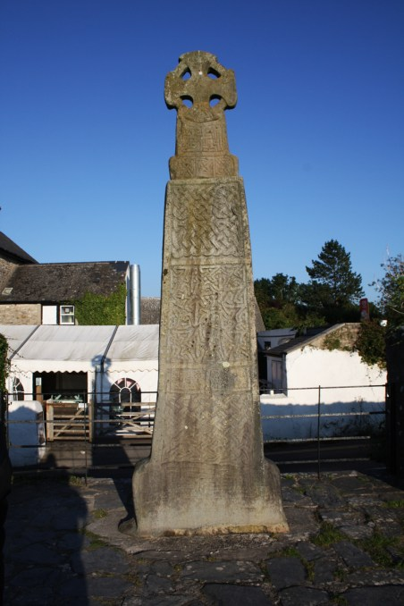 The Carew Cross commemorating Maredudd ap Edwin joint ruler of Deheubarth (1035).
