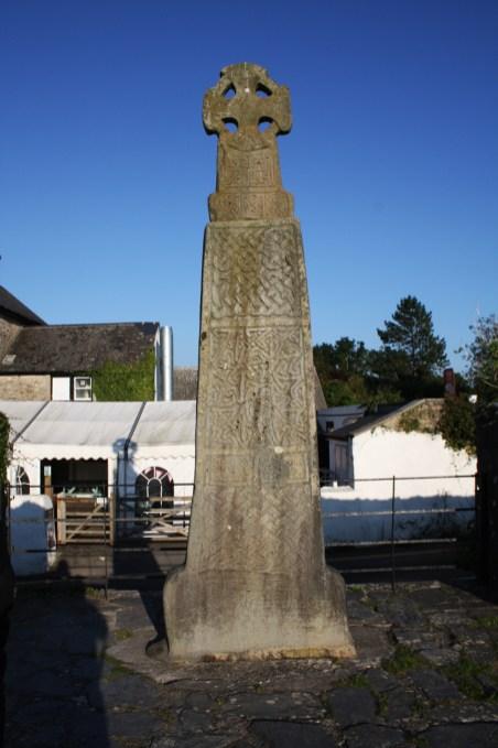 The Carew Cross commemorating Maredudd ap Edwin joint ruler of Deheubarth (1035).