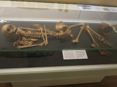 The Barnack Burial. A man aged between 35–45. He died sometime between 2330 and 2130 BC