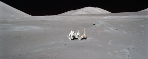 Apollo 17 explored the Taurus-Littrow valley