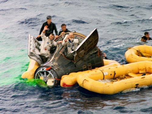Gemini 9 recovery