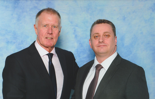 Nick Cook World Cup Winner Sir Geoff Hurst MBE