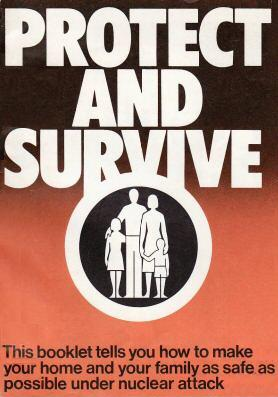 Protect and Survive information booklet.