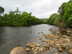 River Spean and River Roy meet