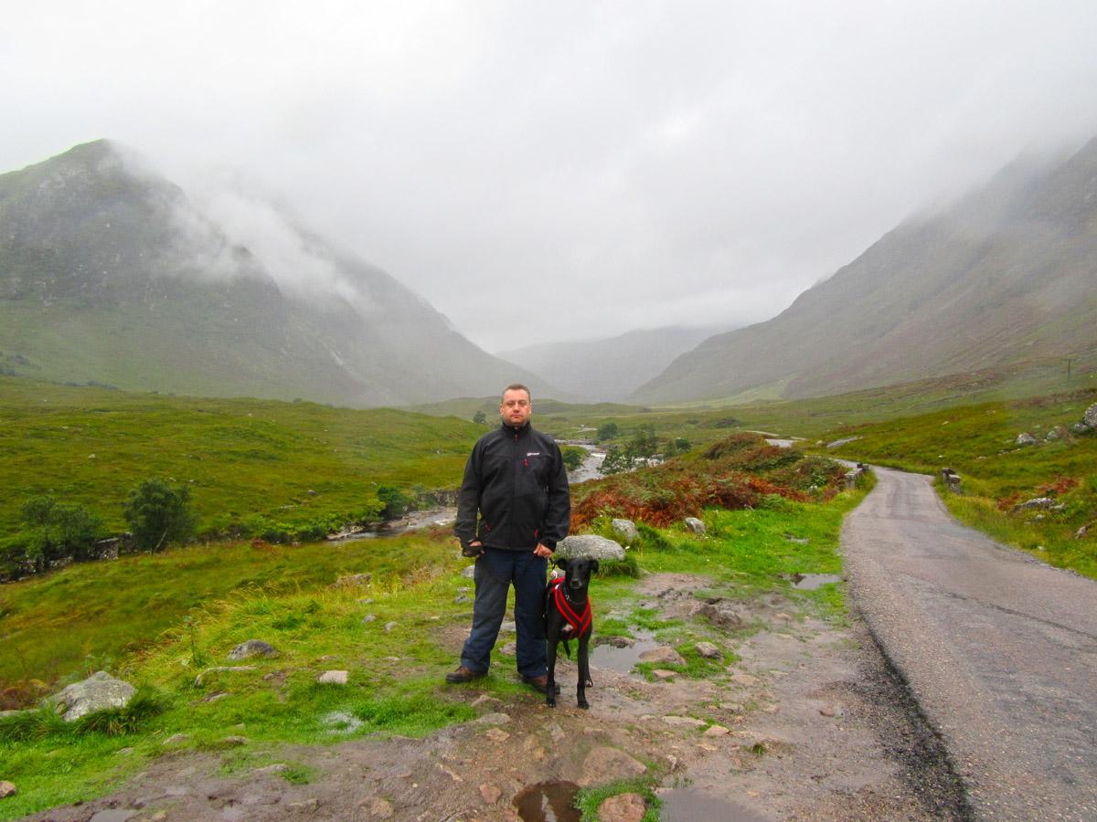 Glencoe - James Bond's Back Garden - Scotland Road Trip Part 5