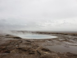 The original Geysir after which all others geysers are named