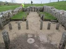 Temple of Mithras, Brocolitia