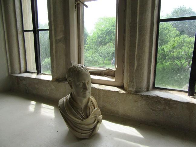 Newton at Woolsthorpe Manor