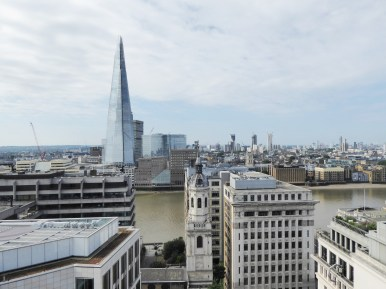 The Shard from Monument