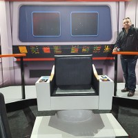 Set Phasers to Fun, Beam Me Up Blackpool! Star Trek Exhibition