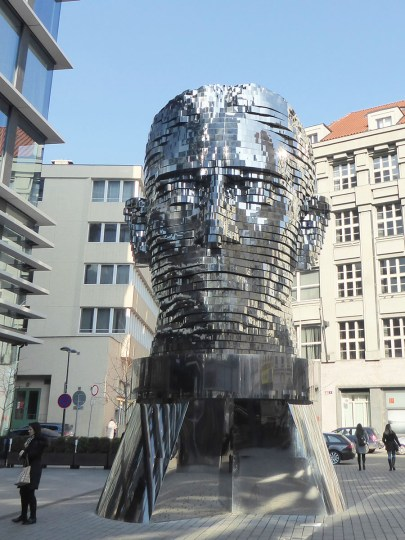 The Head of Franz Kafka