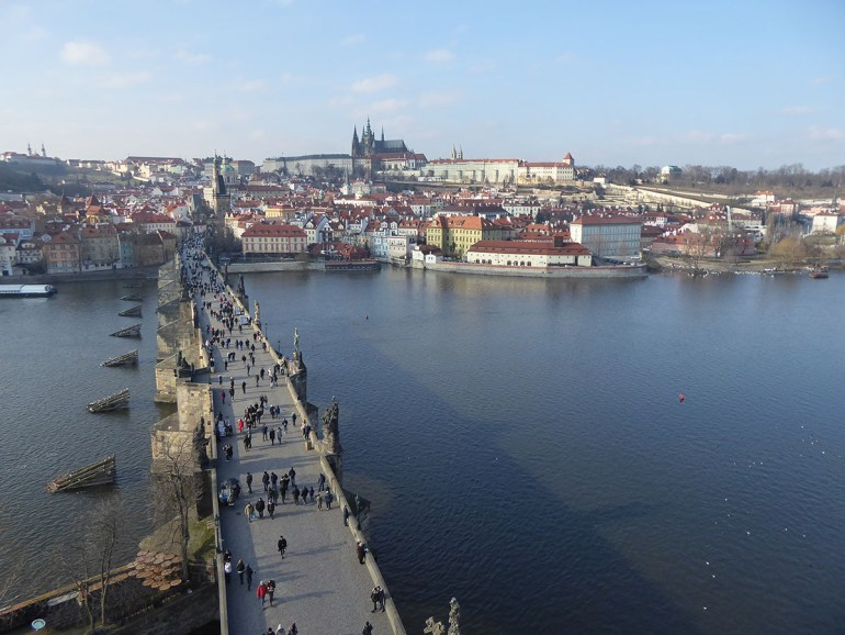prague chalres bridge