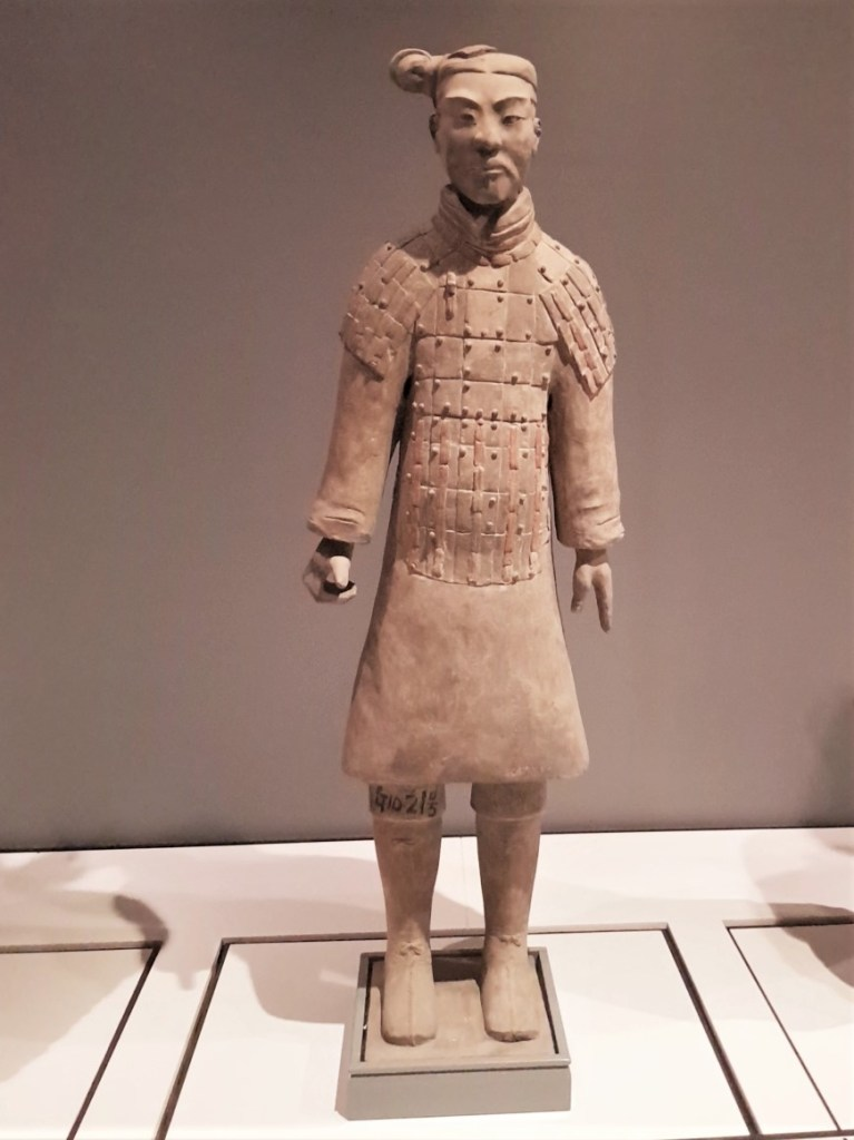 Heavy Infantryman Liverpool Terracotta Warriors