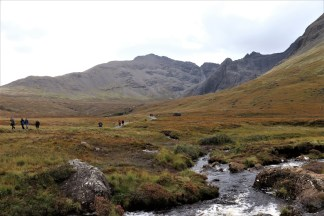 black cuillin fairy pools