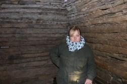 Inside Cuween Hill Cairn