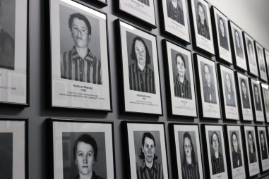 The faces of Auschwitz