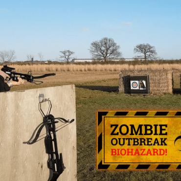 Fighting The Living Dead – Zombie Survival Training in the UK