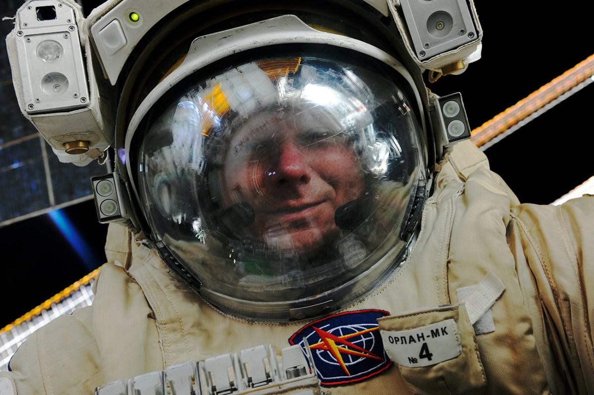 Meeting Russian Cosmonaut Gennady Padalka - The Right Stuff