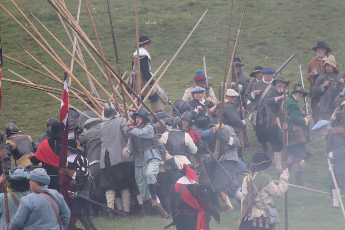 Pikes, Plunder, Roundheads and Cavaliers - National Civil War Centre in Newark