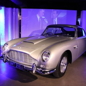 Bond in Motion at London Film Museum – The Cars of James Bond