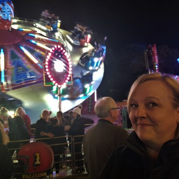 All the Fun of the Nottingham Goose Fair