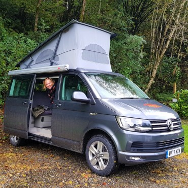 Campervan Life On The Road, Our First Go At Van Life #VanLife