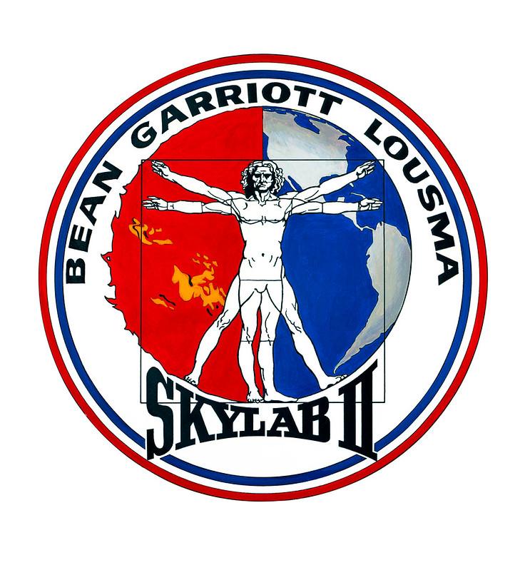 Skylab mission patch