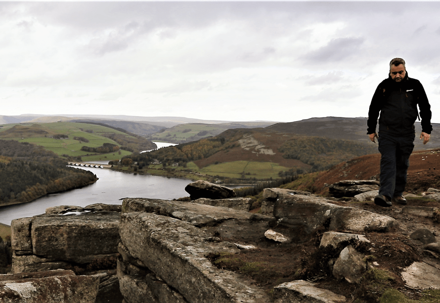 Wild Camping in the Peak District