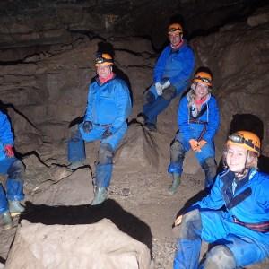 Bagshawe Cavern Adventure Caving