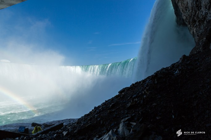 Journey behind the Falls, Niagara Falls, ON, CA