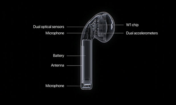Eksplodirale Airpod slušalice