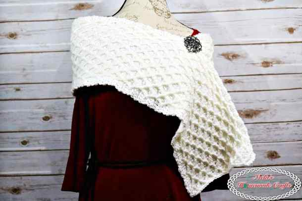 Lattice Scarf - Free Crochet Pattern