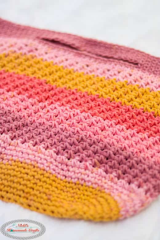 Trinity Crochet Bag _ Free Pattern