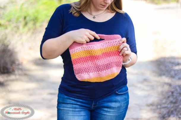 Trinity Bag - Free Crochet Pattern